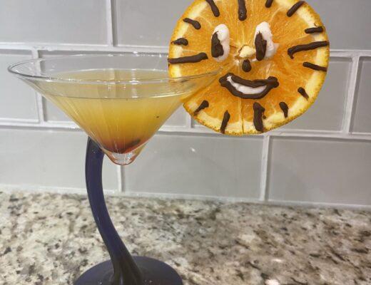 Miss Minutes Martini